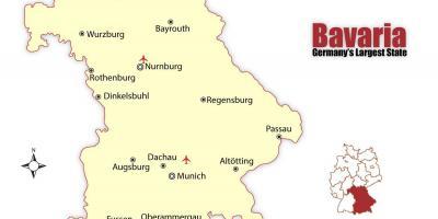 Munchen Anzeigen Maps Munchen Bayern Deutschland